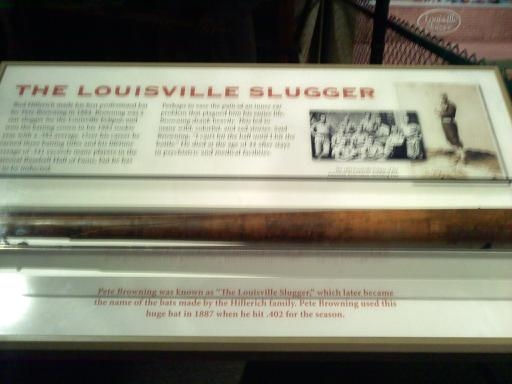 First Slugger